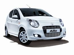 Group A Suzuki Alto or similar.