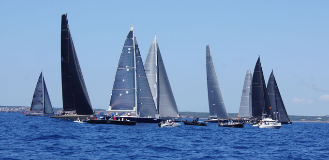 Menorca Maxi Competion May