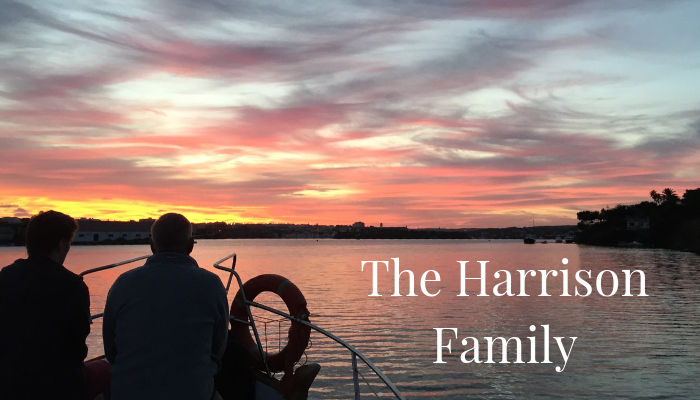 Client Story : The Harrison Family