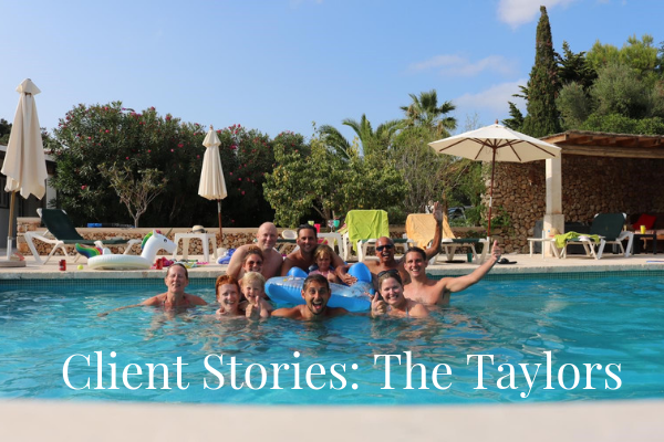 Client Story: The Taylors