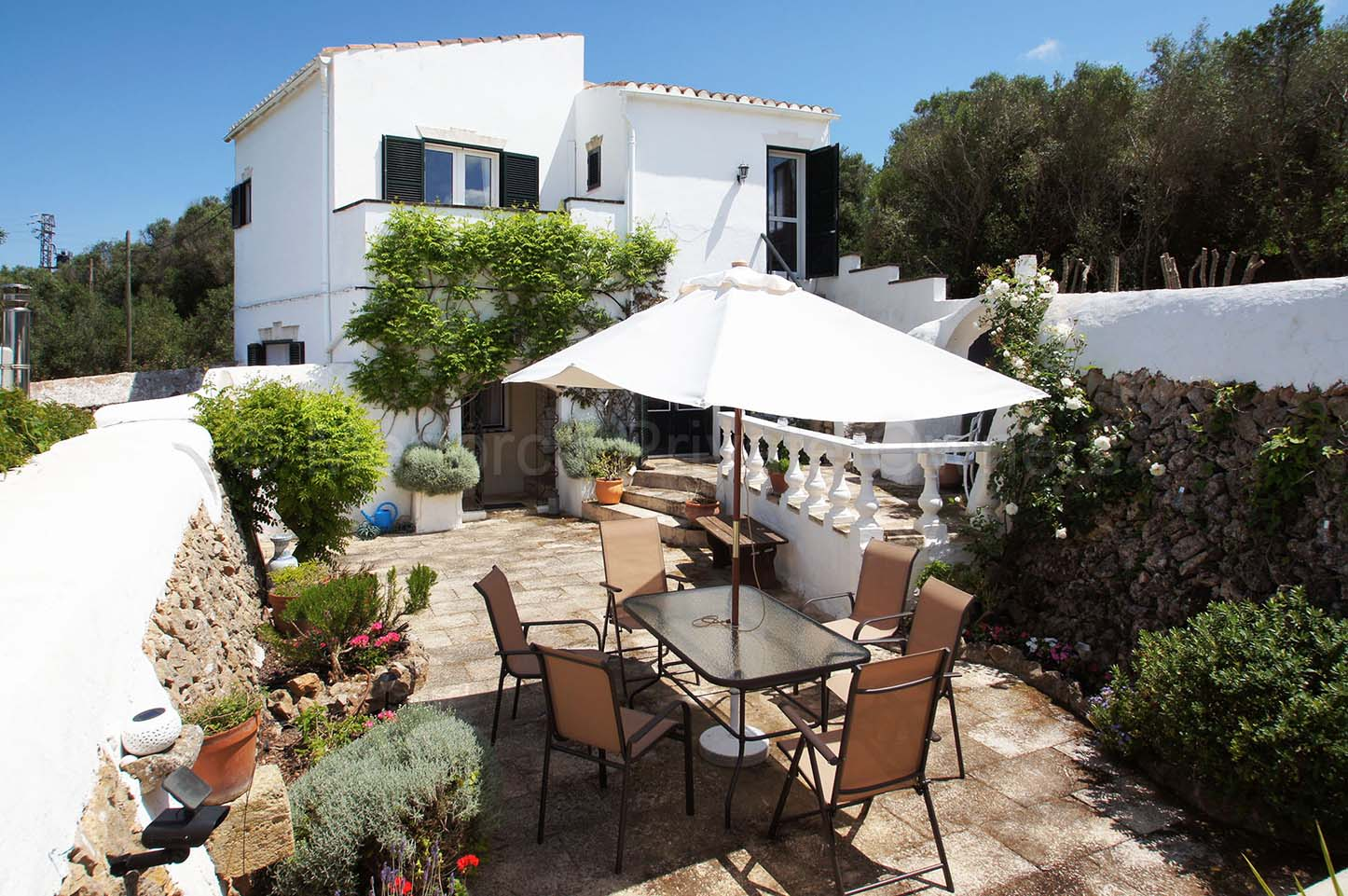 Villa to rent in Central Island Menorca