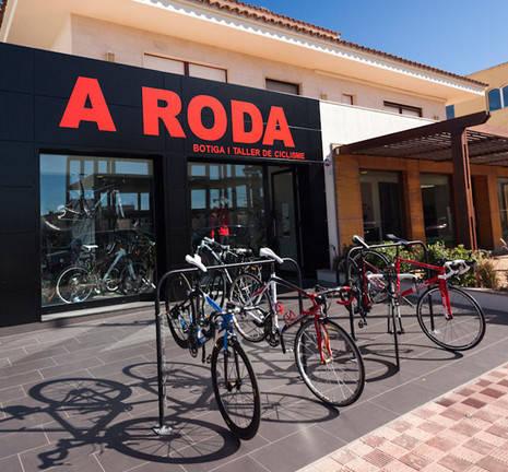 A Roda Bike Hire in Alaior Menorca