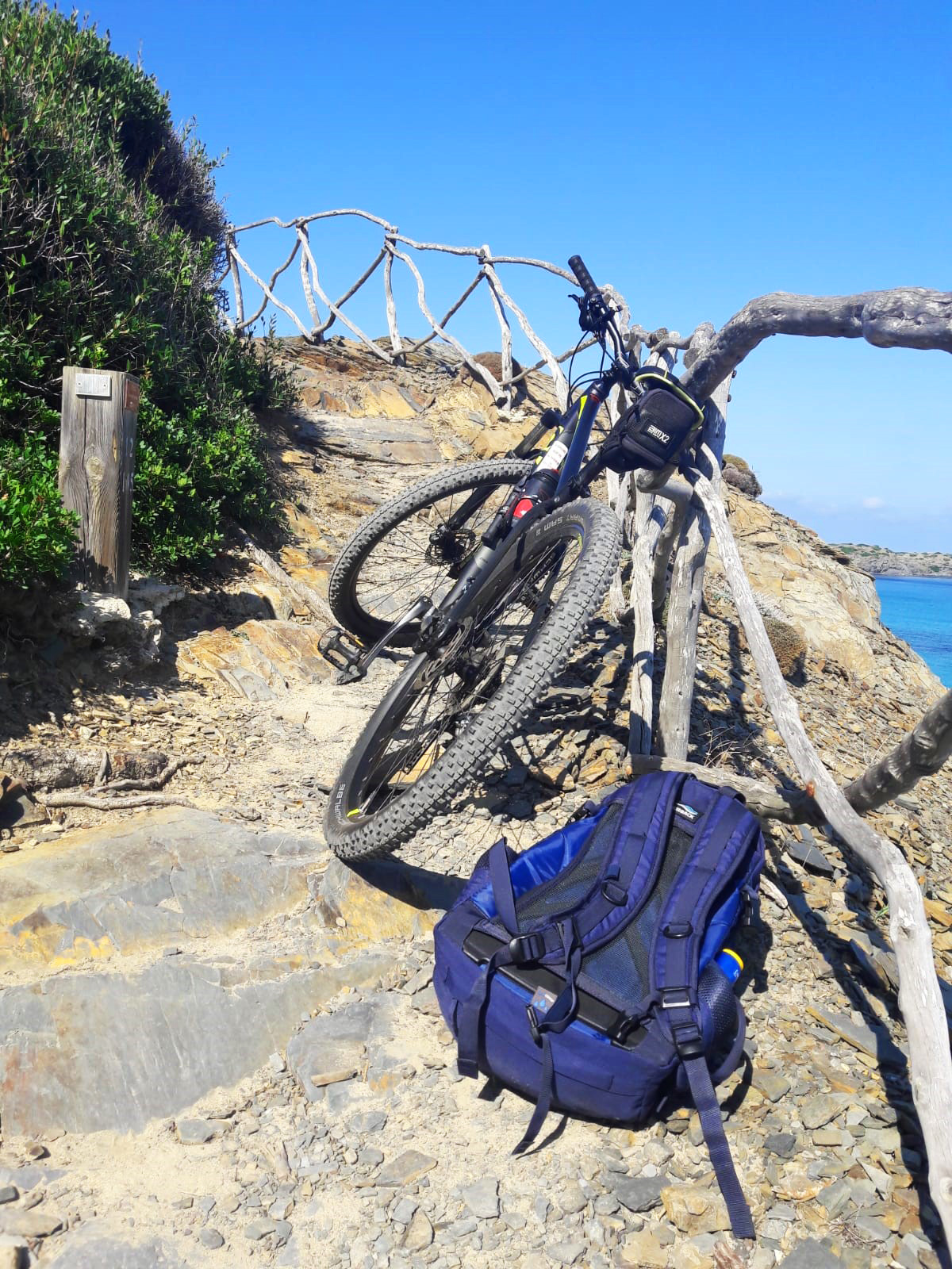 Bike Hire in Menorca Views