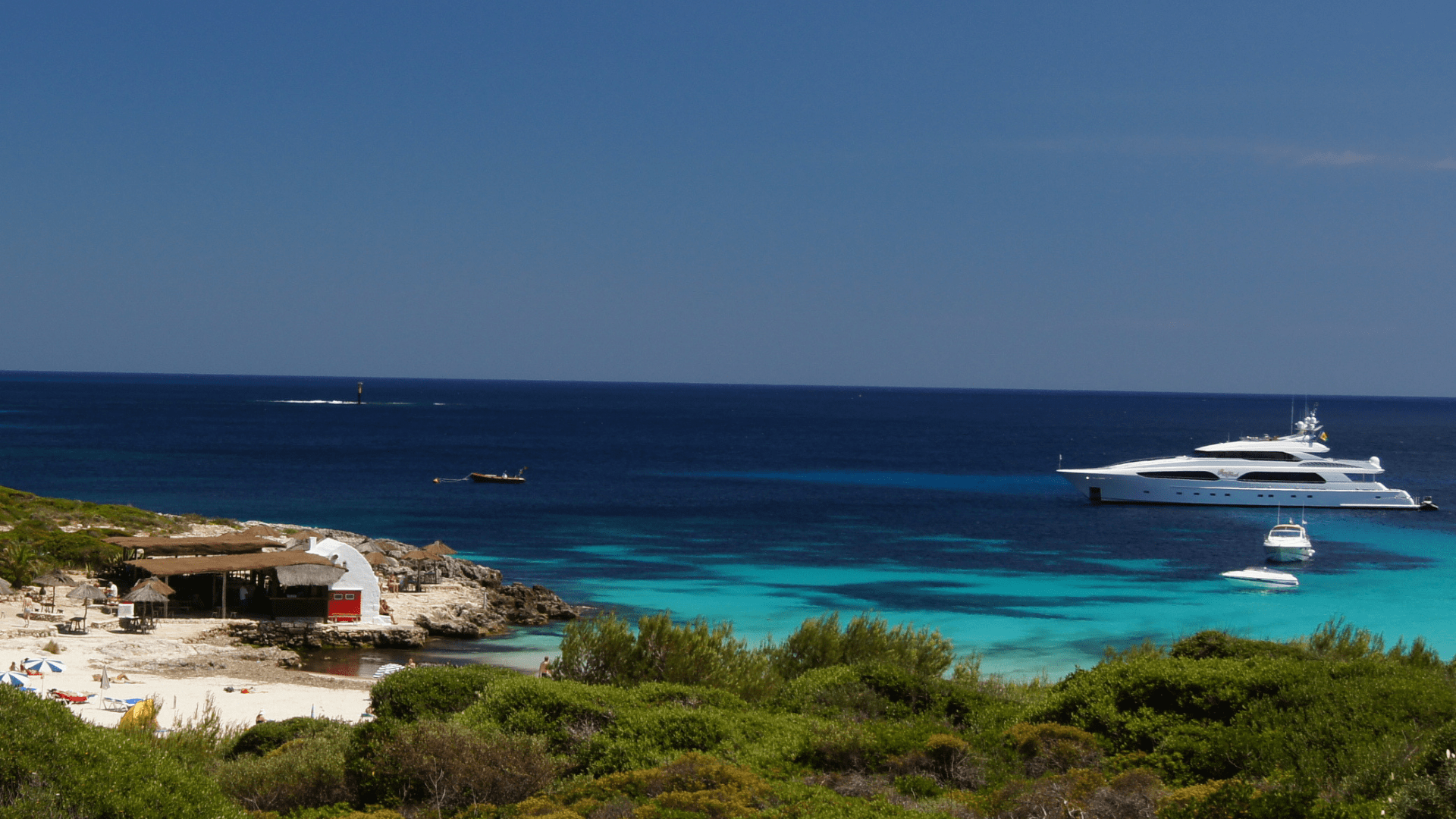 Top 7 Beaches in Menorca