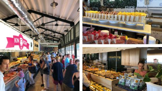 Mercat de Paix (Fish Market) in Mahon