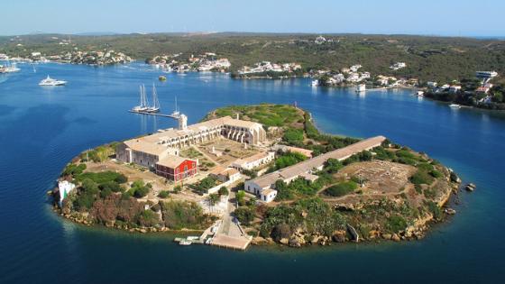 Isla Del Rey in Menorca