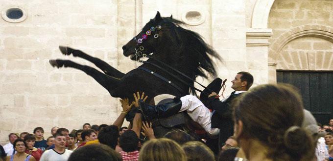 Fiestas de Sant Lluis Menorca 2017