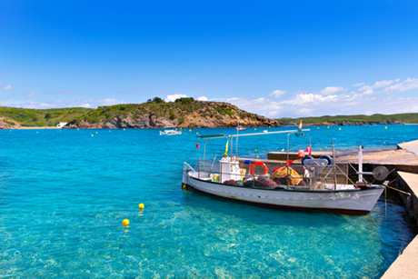 Spolit for choice? The Guardian's favourite beaches in Menorca
