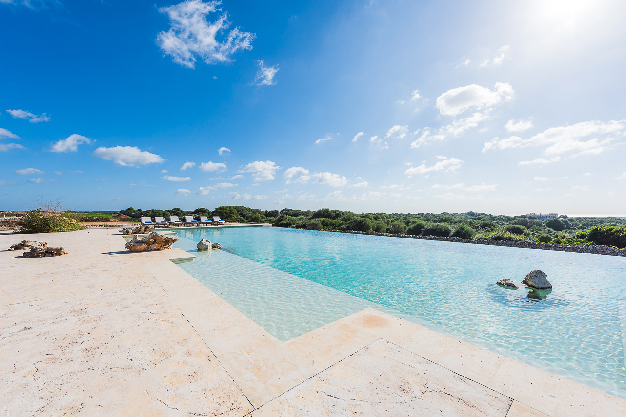 Secret and Private Villas to Rent in Menorca