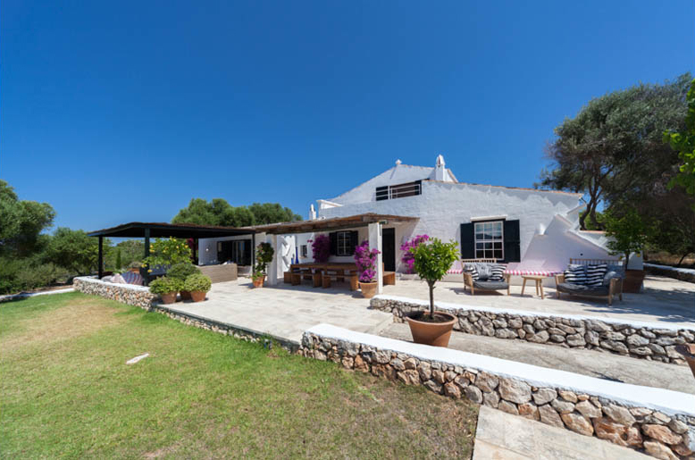 Private Villas to Rent in Menorca