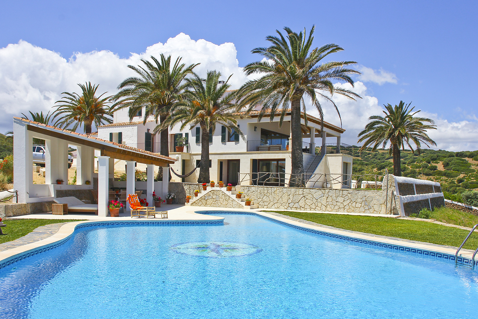 Luxury villa holidays Menorca