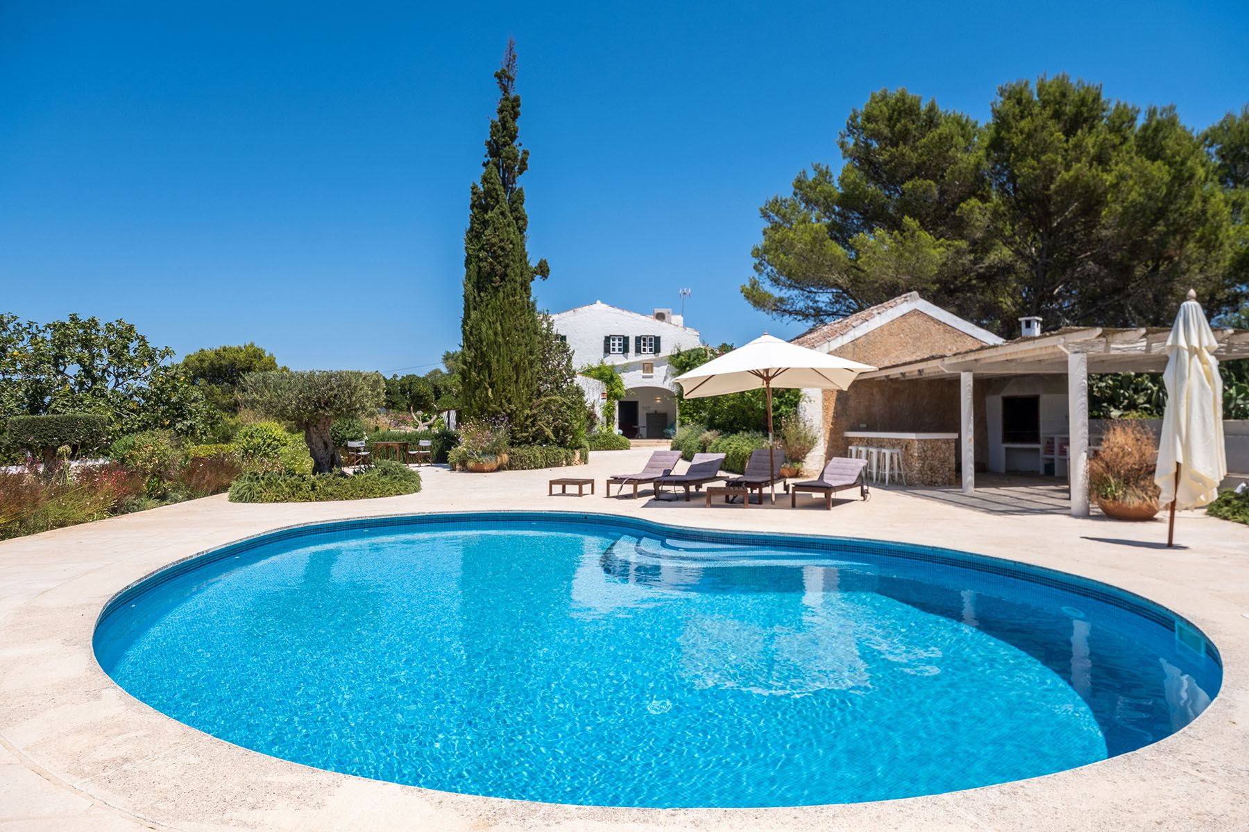 Rent Private Villas Menorca