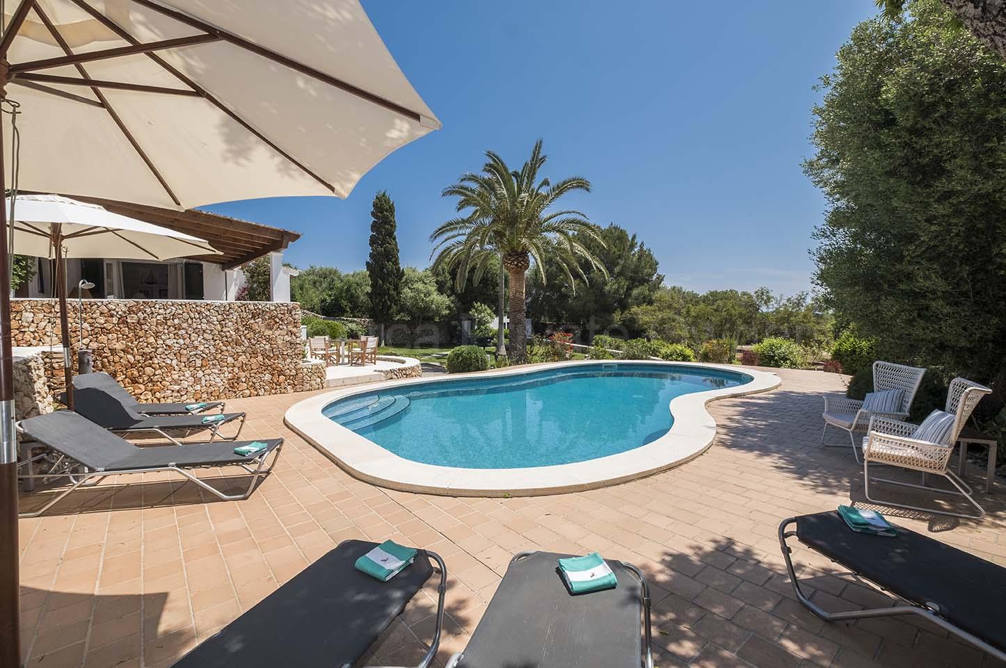 Villa to rent in Sant Lluis Area
