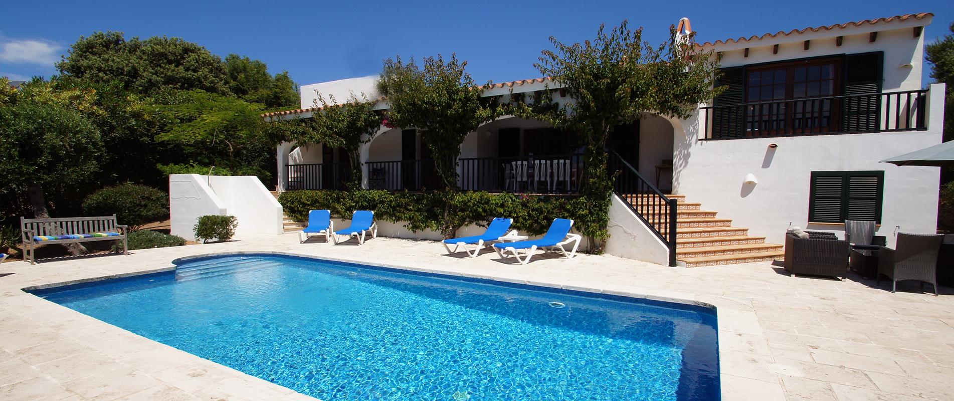 Binibeca villas to rent