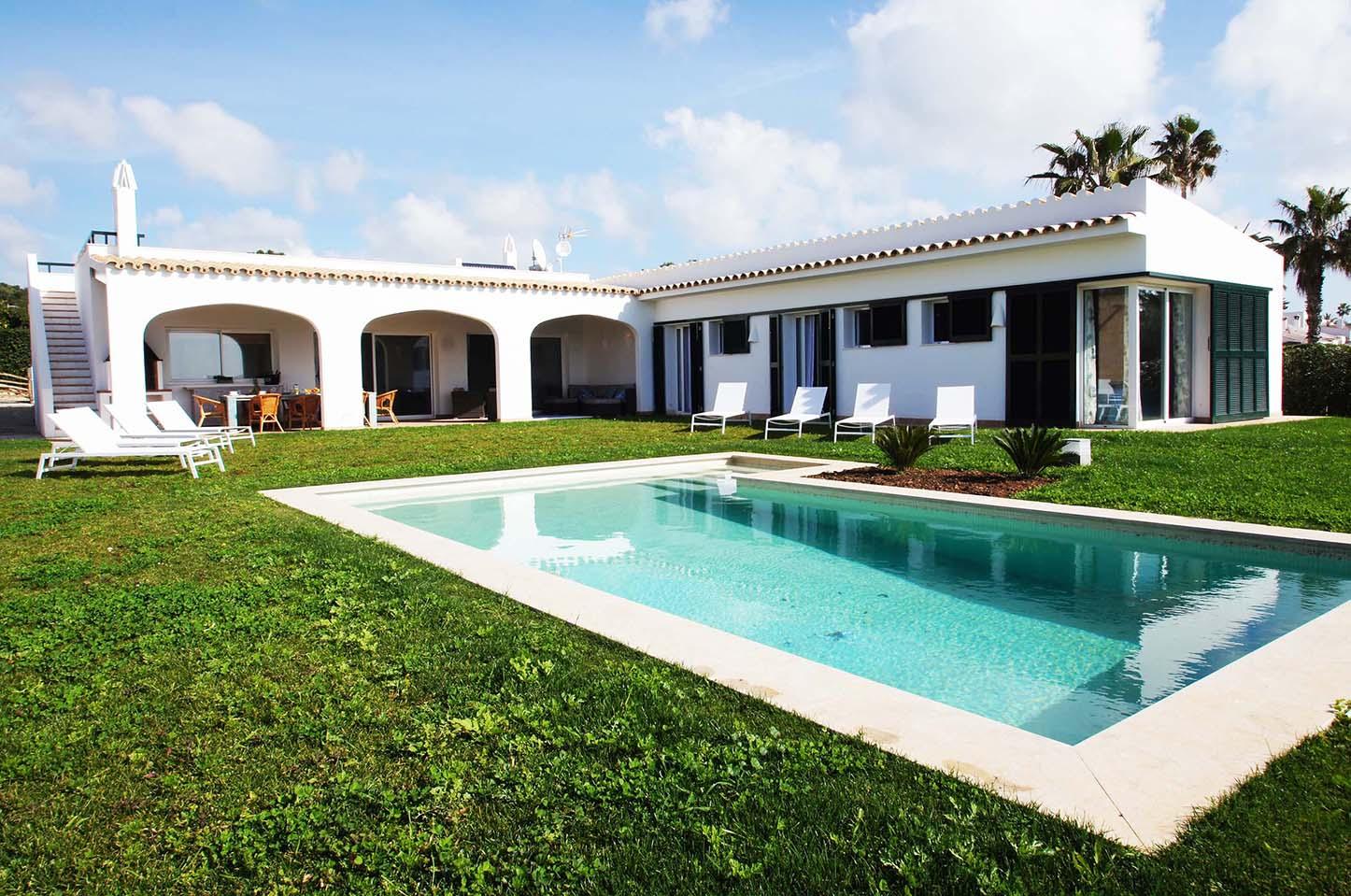 Villas by the Beach in Menorca
