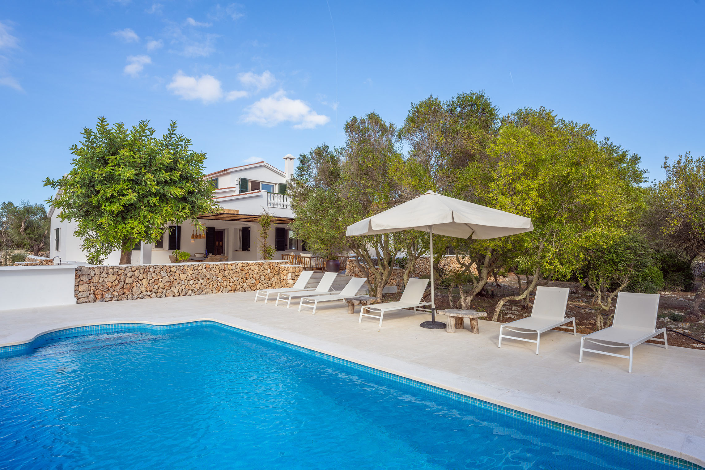 Private Villas to Rent in Menorca