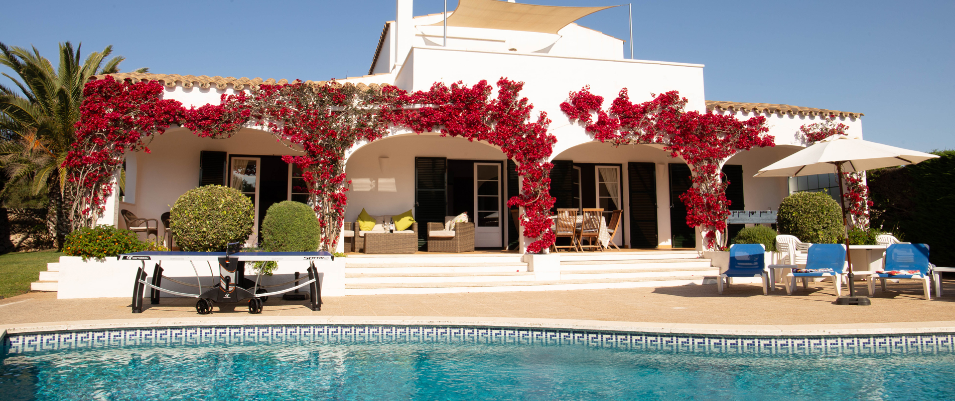 Villas to Rent in Menorca
