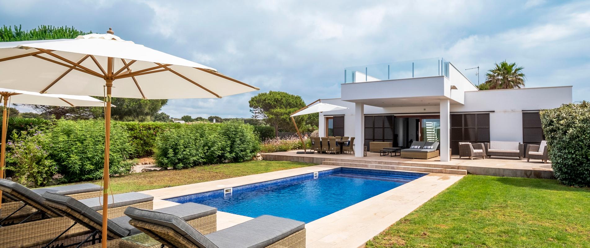 Best Beach Villas in Menorca